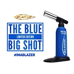 Blazer Big Shot Butane Torch Limited Edition Blue