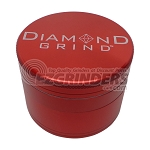 Diamond Grind 4 Part Color Grinder Large