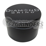 Diamond Grind 4 Piece Color Grinder Medium