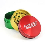 Santa Cruz Shredder 3 Piece Rasta Grinder Medium