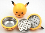 4 Part Pokemon Pikachu Grinder
