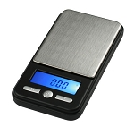 AMW Ace Digital Pocket Scale 650 x 0.1g Black