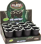 Fujima Glow In The Dark Self Extinguishing Ashtray 12ct