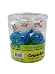 Twist Grindaballs Assorted Transparent