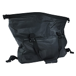 Ryot Hauler Bag Carbon Series with SmellSafe and Lockable Technology in Black