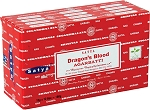 Satya Dragon Blood Incense Sticks 15g 12pc