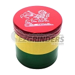 Cosmic 4 Part Rasta Grinder Medium