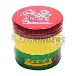 Cosmic 4 Part Rasta Grinder Mini