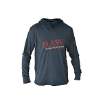 RAW Hoodie Lightweight Dark Gray