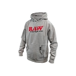 RAW Hoodie OG Light Grey