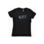 RAW Shirt Black Logo