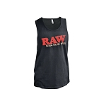 RAW Shirt Black Tank