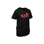 RAW Shirt Black Taste Your Terps