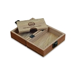 RAW Classic Wood Box