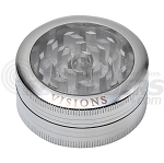 Visions Clear Top 2 Piece Grinder Small