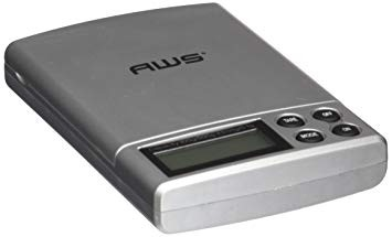 AWS Digital Sm-dr Dual Range Pocket Scale 500 x 0.1g