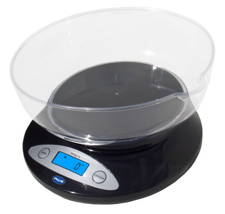American Weigh 2KG Bowl Scale Black
