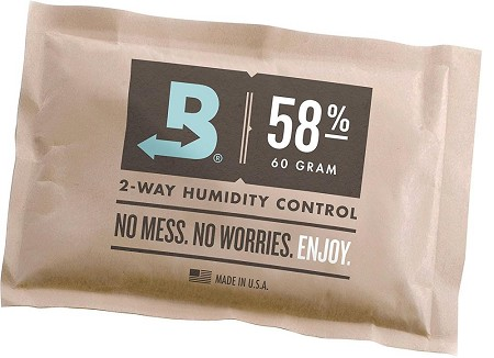 Boveda 58% Large 60 gram 12 Ct
