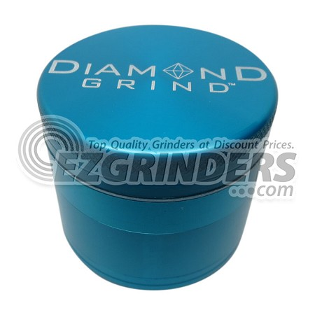 Diamond Grind 4 Part Color Grinder Small