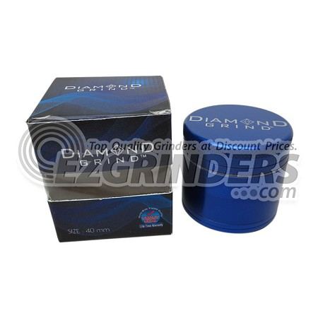 Diamond Grind 4 Part Color Grinder Extra Small