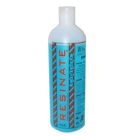 Resinate Liquid Solution Blue 16 fl.oz.