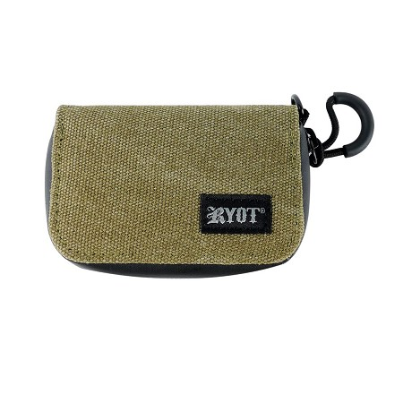 Ryot SmellSafe Krypto-Kit in Olive