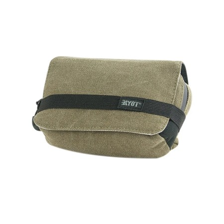 Ryot Piper Carbon Series with SmellSafe and Lockable Technology in Olive