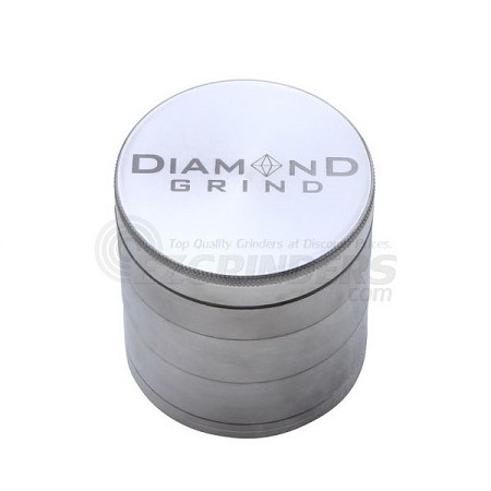 Diamond Grind 5 Part Grinder Medium