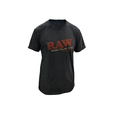 RAW Shirt Distressed Logo